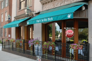 Vito's by the Park Italian Restaurant Hartfoed, Connecticut