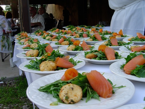 vito's by the water Italian catering